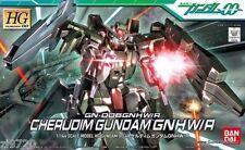 Gundam 00 1/144 HG #48 GN-OO6GNHW/R Cherudim GNHW/R Model Kit Bandai