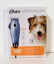 OSTER Professional Care Lucky Dog Home Grooming Clipper Trimmer Kit
