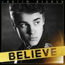 Justin Bieber-Believe CD ++++ 13 tracks ++++++++++ NEUF