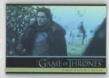 2013 Rittenhouse Game of Thrones Season 2 Foil #21 A Man Without Honor Card 1d3