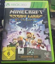 Minecraft Story Mode GERMAN Version XBOX 360   g01