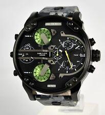 Diesel dz7311 Mr. Daddy 2.0 Military-style xxl Montre homme montre-bracelet