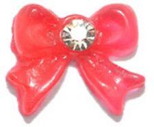 Nail Art - Nail Bow Red *Australian Seller