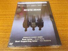 Mystic River (DVD, 2004, Widescreen) Sean Penn, Tim Robbins, Kevin Bacon  NEW