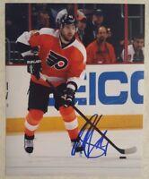 Andrej Meszaros SIGNED Photo Philadelphia Flyers 8 X 10 Autograph Auto