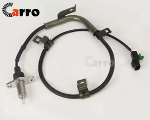 OE# MB668262 New ABS Wheel Speed Sensor Rear Left for Mitsubishi Montero 92-95