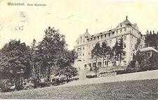 Marienbad, Hotel Esplanade, 1929