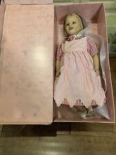 Annette Himstedt 3420 Barefoot Children Lisa 26� Puppen Kinder Girl Doll