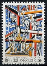 Belgium 1969 SG#2113 ILO 50th Anniv MNH #D49198