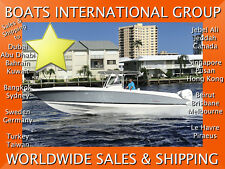 NEW 2016 Wellcraft 35 ST Scarab Offshore Tournament FULL WARRANTIES T350 Verados