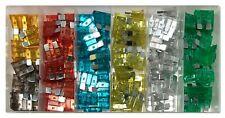 120 Piece ATO / ATC Blade Fuse Assortment Box Kit - 5 Amp to 30 Amp
