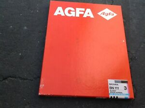 AGFA-GEVAERT BROVIRA 11 X 14 B & W  50  count sealed folders EXPIRED AS IS