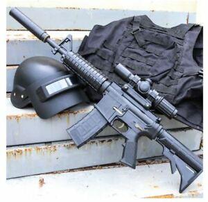 Water Gun M416 Electric Water Bullets Gun High Quality Manual Rifle Toy