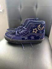 VANS DISNEY Shoes Mens Size 10.5 Blue Limited Sorcerers Apprentice Skater 1219