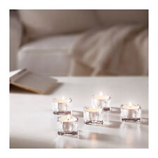 5 x IKEA Candles Dish Holder For Tealight Tea Light Candle Home Wedding Party