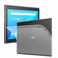TPU cover für Lenovo Tab 4 10 Plus TB-X704 silikon schutzhülle etui flip hülle