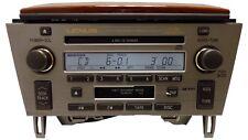 03 - 10 Lexus SC 430 Mark Levinson Radio Tape 6 Disc CD Changer Player P6832