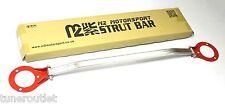 M2 S13 S14 S15 200SX 180SX Front Alloy strut brace bar Châssis Rouge SR20DET Z2182