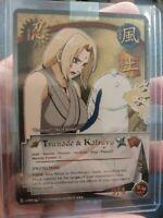 Naruto CCG TSUNADE & KATSUYU 1st Ed us060 Super Rare (used)
