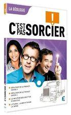 """DVD """"C est Pas Sorcier     la geologie"""""""