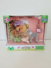Calico Critters Fiona and Ivy New in Sealed Box Sylvanian Families Epoch