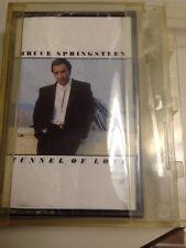 Tunnel of Love by Bruce Springsteen (Cassette, Columbia)