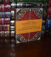 Harry Potter Pop-up Gallery of Curiosities by J.K. Rowling New Sealed 2 Day Ship