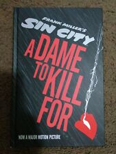 Sin City A Dame To Kill For by Frank Miller (Hardcover)