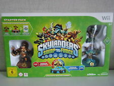 Skylanders Swap Force Starter Pack Nintendo Wii - Neu & OVP (deutsche Version)