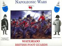 CALL TO ARMS WATERLOO NAPOLEONIC BRITISH FOOT GUARDS 16 FIGURES 1/32 FREE SHIP