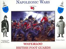 CALL TO ARMS WATERLOO BRITISH FOOT GUARDS 16 FIGURES 1/32 FREE SHIP NIB