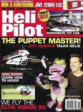 Radio Control Heli Pilot Magazine Jeff Dunham Hover Basic Training Vision 90