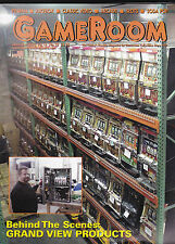 GameRoom Magazine Grand View Products Gottlieb's Jet Spin December 2002