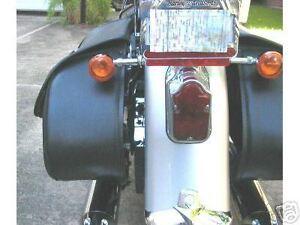 Harley FLSTS Heritage Springer Saggy Saddlebag Insert Support Liner Shaper 97-03