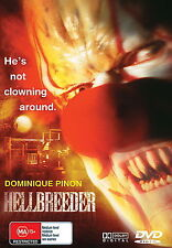 Hellbreeder - NEW DVD