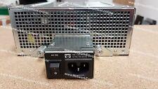 Cisco PWR-3900-PoE 3925 3945 PoE Power Supply 341-0239-01 APS-233