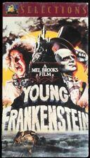"""Young Frankenstein"" VHS Brand New Factory Sealed 1974 *Wilder, Boyle, Feldman*"