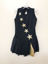 """New """"Lucky Star"""" skating dress size child large"""