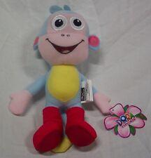 "Dora the Explorer BOOTS MONKEY 7"" Plush STUFFED ANIMAL Toy NEW"