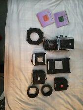 Hasselblad 500cm with 100m f3,5 lens and much more