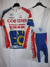 Maillot + Combi cuissard cycliste COFIDIS UCI Pro Tour 2006 NALINI shirt 5 XL