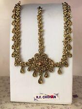 Gold headpiece matha patti tikka hijab boho grecian bridal hair chain prom