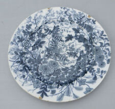 Blue & White Transfer Ware