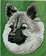 Eurasier Dog Breed Bathroom Set Of 2 Hand Towels Embroidered