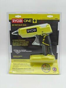 Ryobi P305 One+ 18V Lithium Ion Cordless Hot Glue Gun w/ 3 Multipurpose Glue
