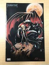 Chaos! Purgatori God Killer #1 Premium Variant Edition Cover by Al Rio Pulido