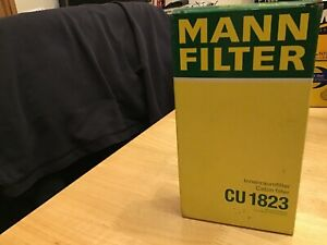 Mann Filter Cabin Filter CU 1823 for Honda