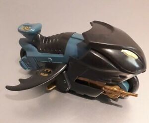 Rare Batman Batcycle Vehicle The Dark Knight Collection Figure 1990Kenner