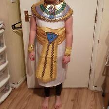 EGYPTIAN QUEEN CLEOPATRA FANCY DRESS