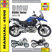 BMW R1200 GS R RT ST Twins 2004-2009 Haynes Manual NEW